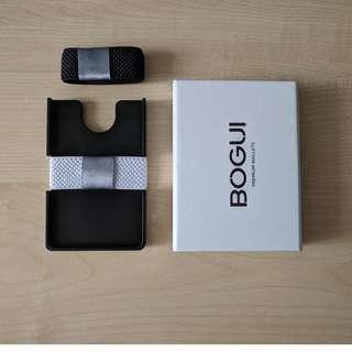 Bogui Slip Wallet (Black)