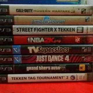 PS3 Games & Accessories