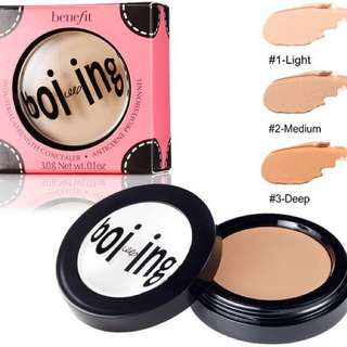 BENEFIT BOI ING INDUSTRIAL STRENGTH CONCEALER 3G
