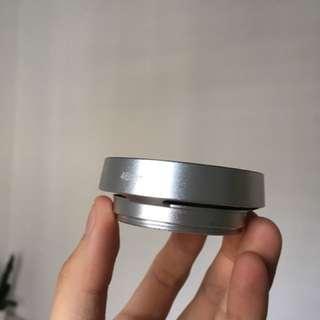 Metal lens hood 46mm