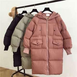 🚚 鋪棉保暖外套