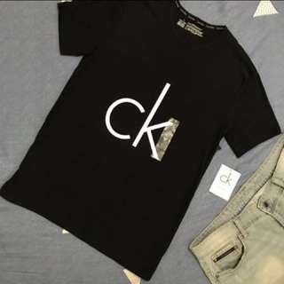 🚚 全新正品 CK logo短袖上衣