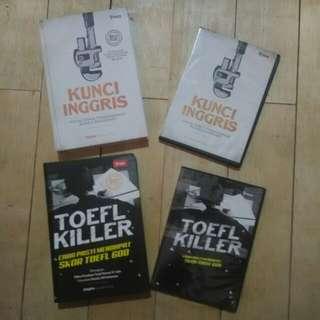 Toefl Killer & Kunci Inggris