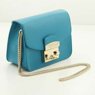 全新蝕賣 Furla Metropolis Mini Crossbody