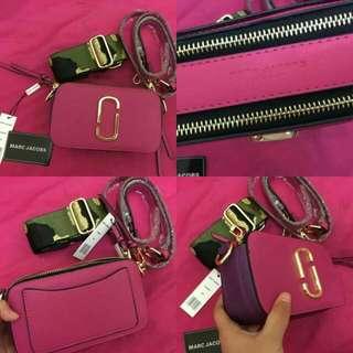 Marc Jacob Snapshot Bag (Premium)