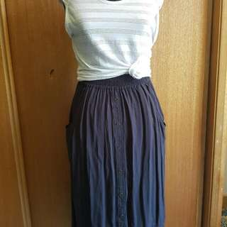 Ripcurl Skirt Size 10, Element Shirt Size S