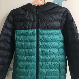 Uniqlo winter jacket for kids