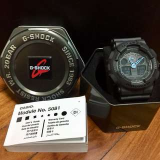 Authentic G-Shock - Military Gray