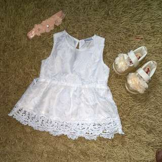 Lace Dress for Baby Girl #Baby30
