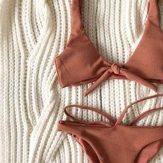 Zaful padded bikini
