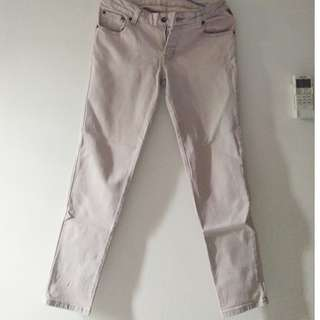 Jeans Soft Pink Mobile Power Size 32