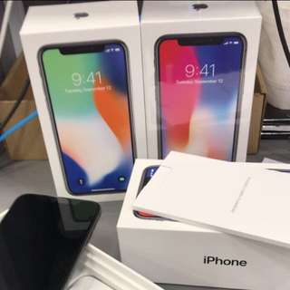 BUYBACK ALL NEW IPHONE X / 8 AND 8 Plus