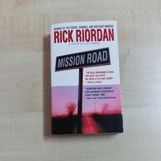 Rick Riordan: Mission Road