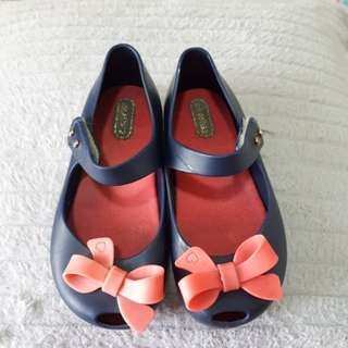 Authentic Mini Melissa Ultragirl Bow