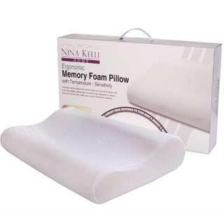 Memory Foam Pillow (Nina Kelli)