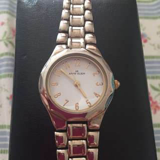 Anne Klein Stainless Watch