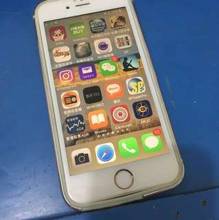 Iphone 6S 128G(Rose Gold)
