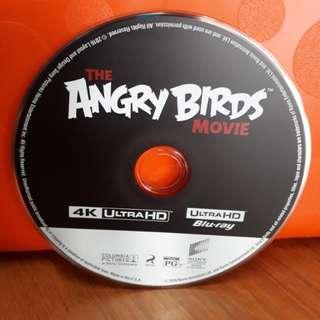 USA BLU RAY - 4K UHD Angry Birds (Atmos)