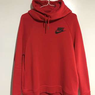 Nike Funnel Neck Hoodie - Women's Medium