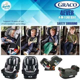 Graco 4Ever New
