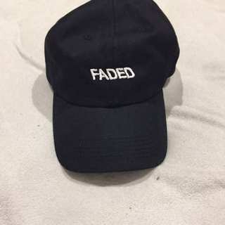 Goat Crew Faded Strapback