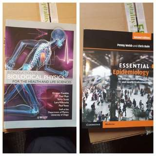 Otago HSFY Textbooks