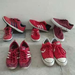 Adidas / Converse shoes