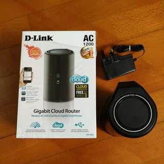 D-Link DIR-850L Wifi Router