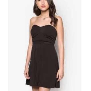 Something Barrowed Bustier Dress