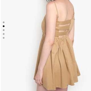 F.101 Sexy Back Dress