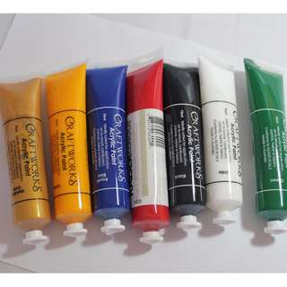 75ml Acrylic Paint