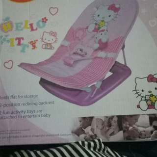 Infant seat hello kity