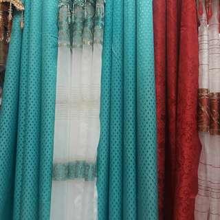 Curtain 4 pcs set