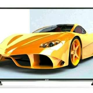"Ace 32 ""Slim LED TV black Smart LED-808 ZE19"