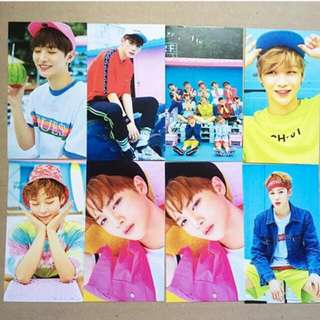 Wanna One To Be One Broadcast PC