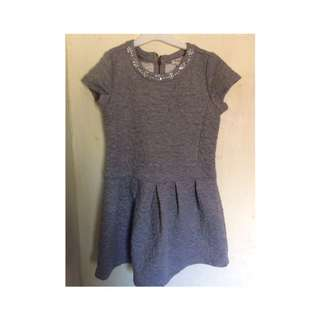 Forever 21 Gray Dress (size on tag)