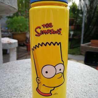 Bart Simpsons THE FACE SHOP Waterbottle
