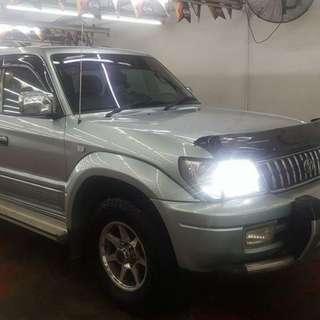 Toyota Land Cruiser Prado 2.7 Auto Yr. 2000 for Sale