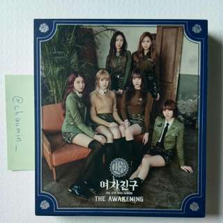 (Gfriend) The Awakening album