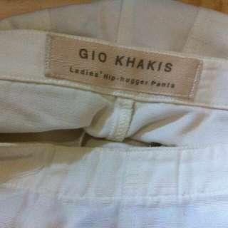 GIO Khaki Ukuran S-M