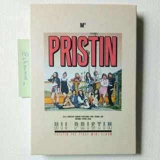 (Pristin) Hi! Pristin album