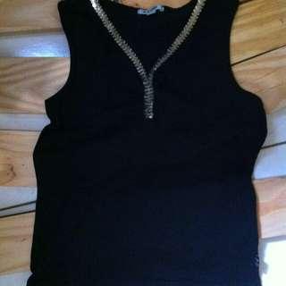Sleeveless Shirt BALENO size M