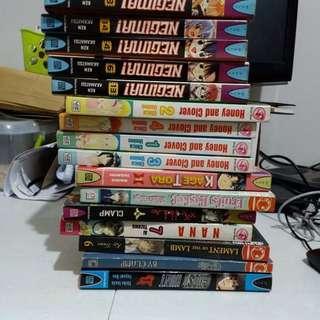 Manga Lot