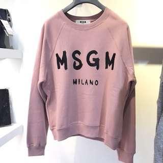 Msgm衛衣