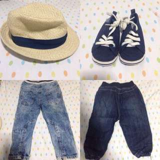 ❗️Repriced❗️Bundle Boy's Preloved Clothes
