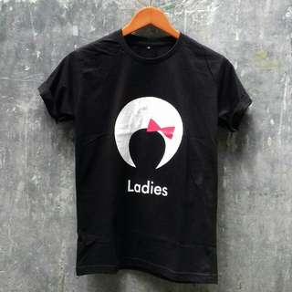 Ladies T Shirt Black