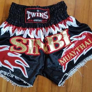 Muay Thai Shorts Twins (M)