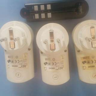 Wireless Remote Controlled Sockets
