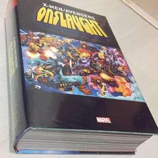 X-men Onslaught Omnibus