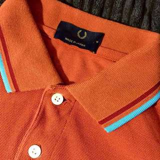 Fred Perry Polo (Made in Japan)
